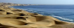 The Remote Skeleton Coast