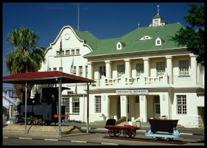 Windhoek Railway Station
