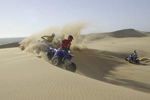 Quad Bike Tour In The Dunes